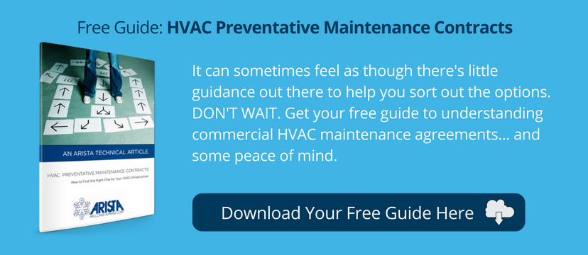 Refrigeration Preventative Maintenance Contracts